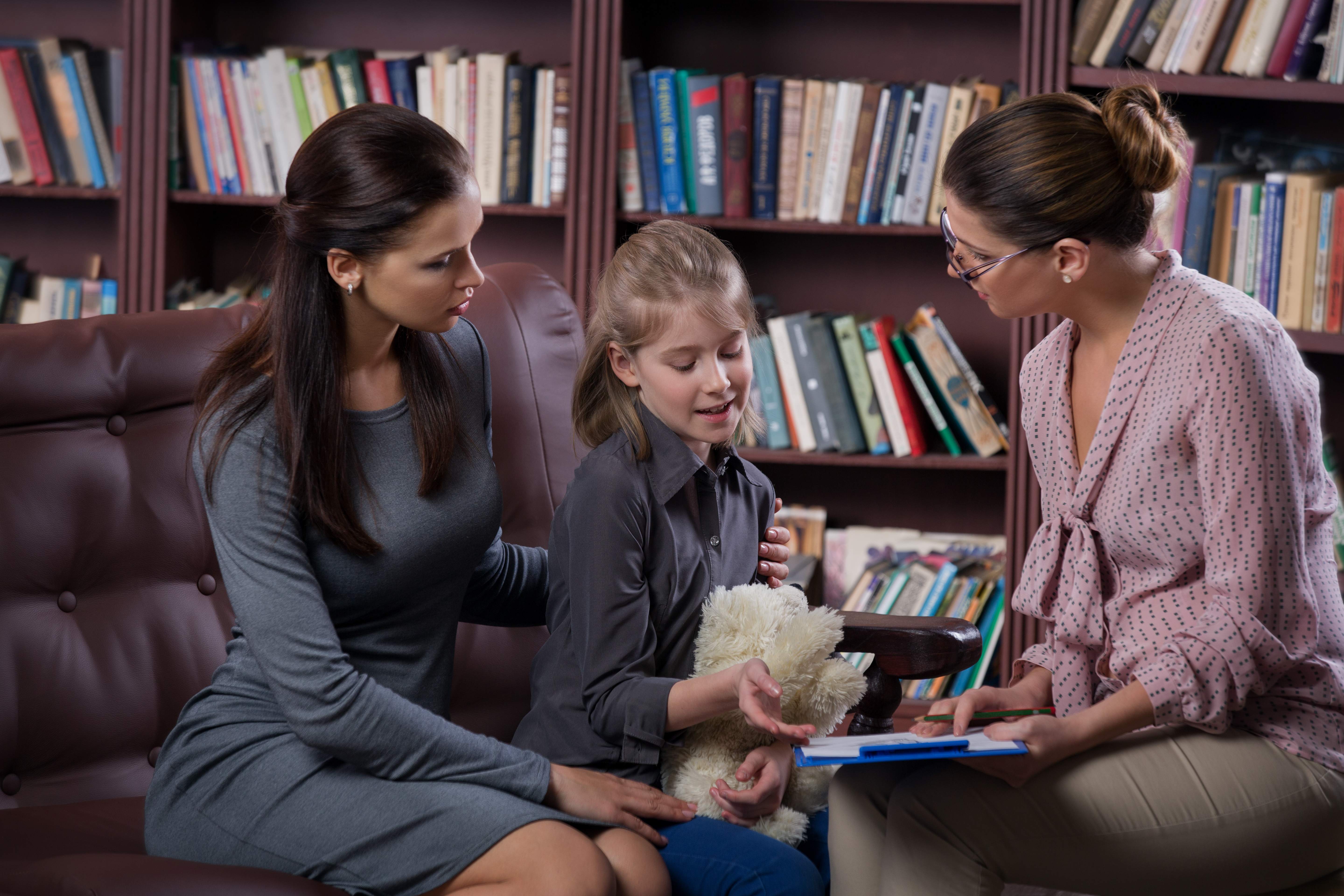The How-To of Child Interviews